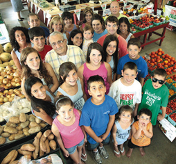 Mullica Hill farm market to celebrate anniversary